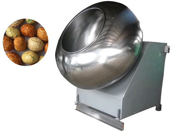 nuts coating machine